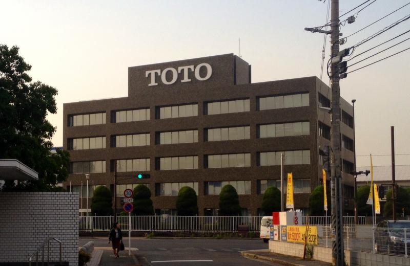 TOTO(株)
