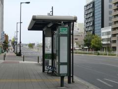 「幸町三丁目」バス停留所