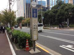「いすゞ病院前」バス停留所