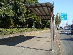 「青葉の森スポーツプラザ」バス停留所