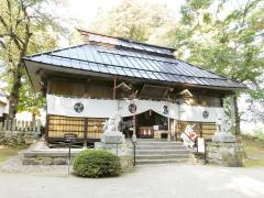 飯笠山神社(八幡宮)