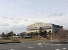 岐阜市北部体育館