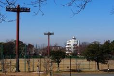蛇池公園野球場