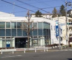 横浜銀行鶴川西支店