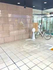 東横イン岡山駅西口広場