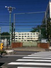 花畑北中学校