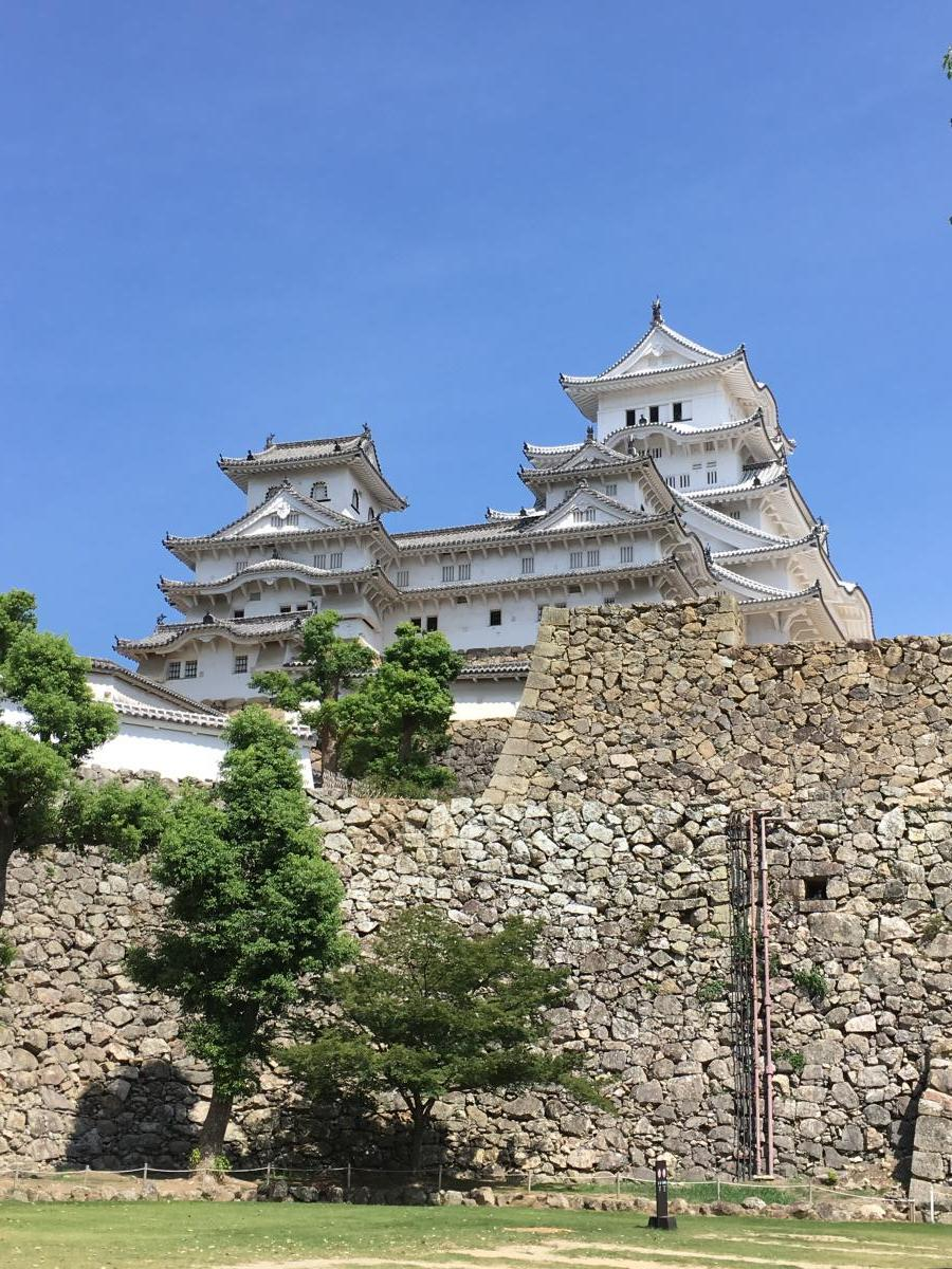 姫路城(白鷺城)
