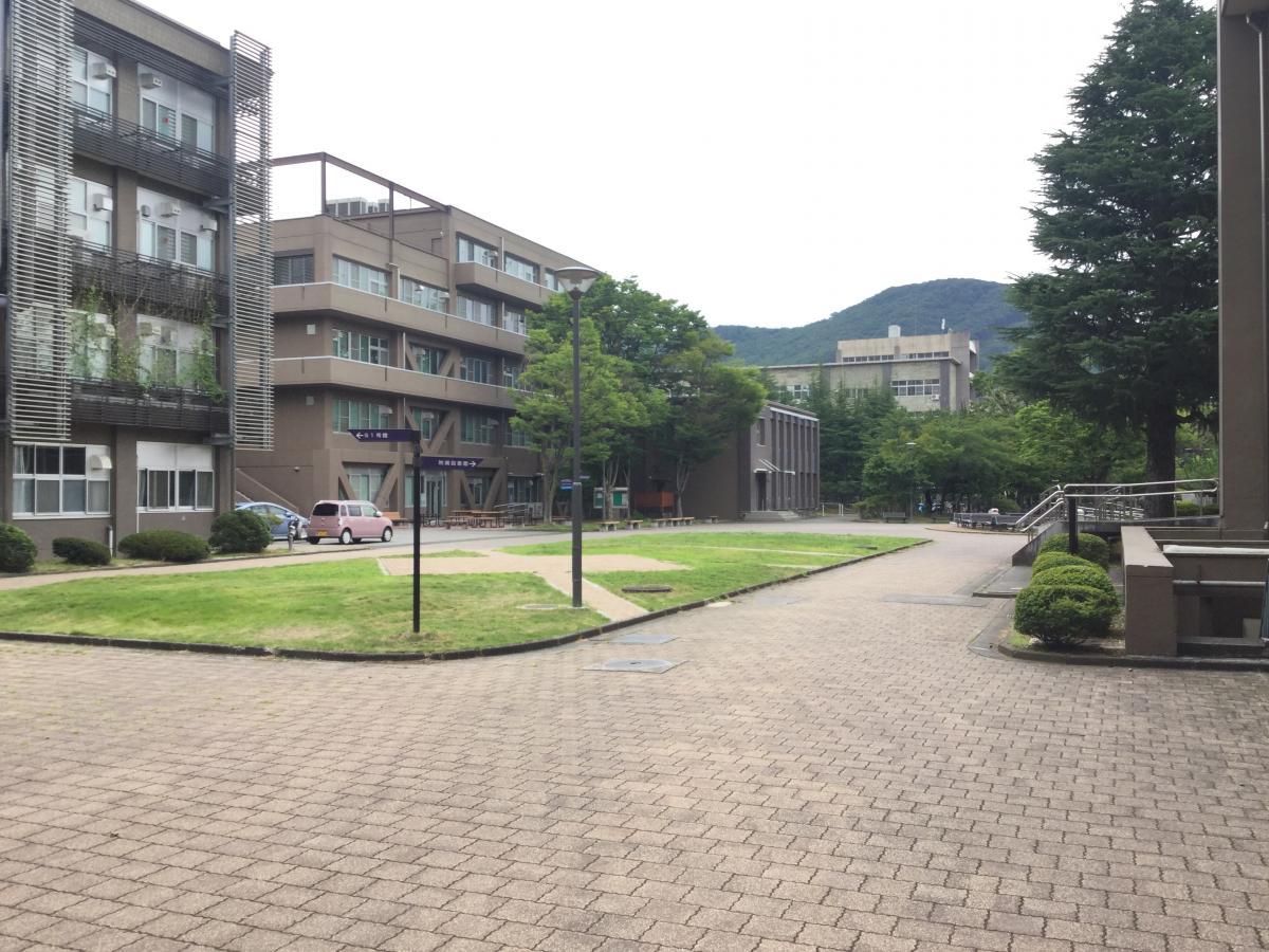山梨大学西キャンパス