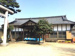 岡登霊神社
