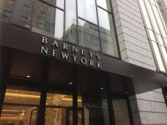 BARNEYS NEWYORK神戸店