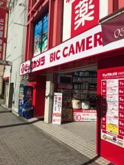 ビックカメラ池袋西口店