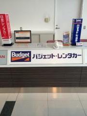 バジェットレンタカー徳島バスターミナル松茂店