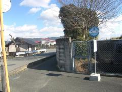 「大坊」バス停留所