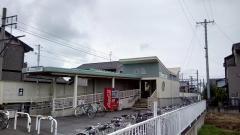 「江吉良」バス停留所