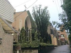 南青山ル・アンジェ教会コンシェルジュ