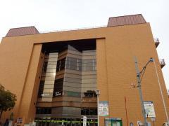 土浦市亀城プラザ