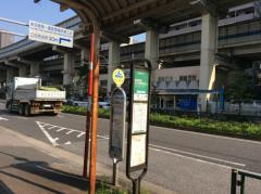 「中ノ橋」バス停留所