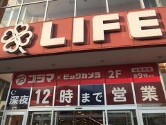 コジマ×ビックカメラ江北駅前店