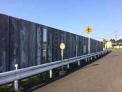「大膳野」バス停留所
