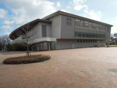 岡山県総合グラウンド体育館