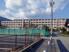益田清風高校萩原校舎