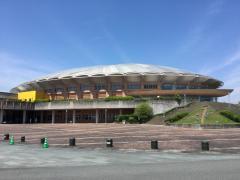 熊本市総合屋内プール(アクアドームくまもと)