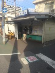 京成大久保駅