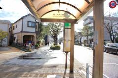 「春江町五丁目」バス停留所