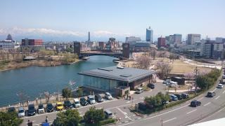 富山県富岩運河環水公園