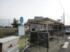 「桜町」バス停留所