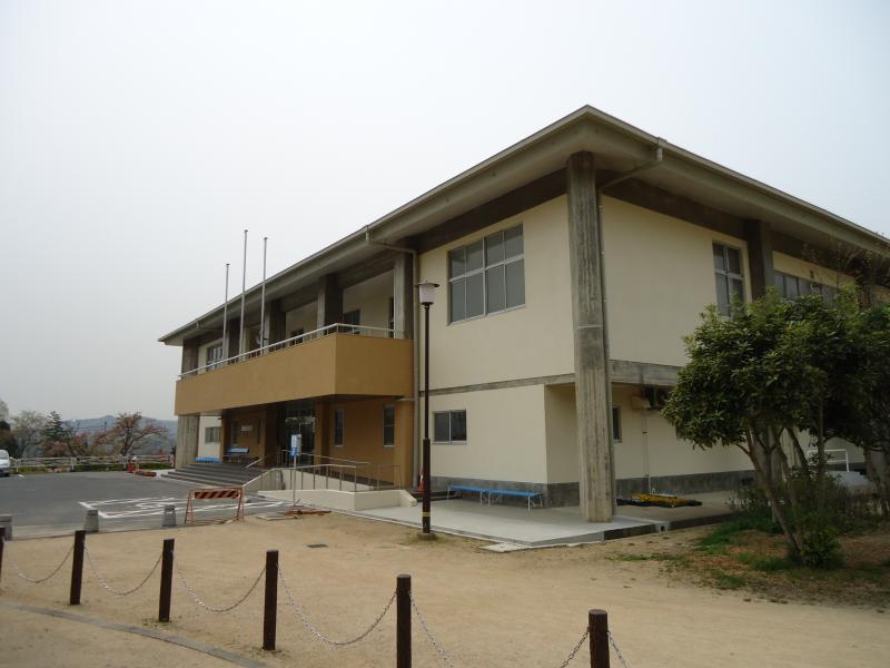 香寺体育館