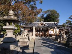 森稲荷神社