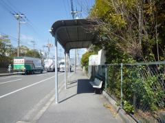 「南公園前」バス停留所