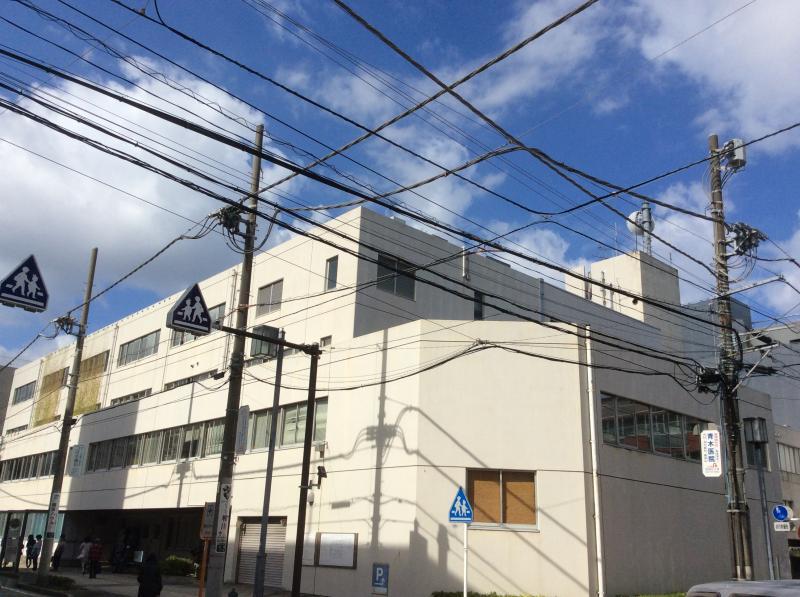 横浜市金沢区役所です