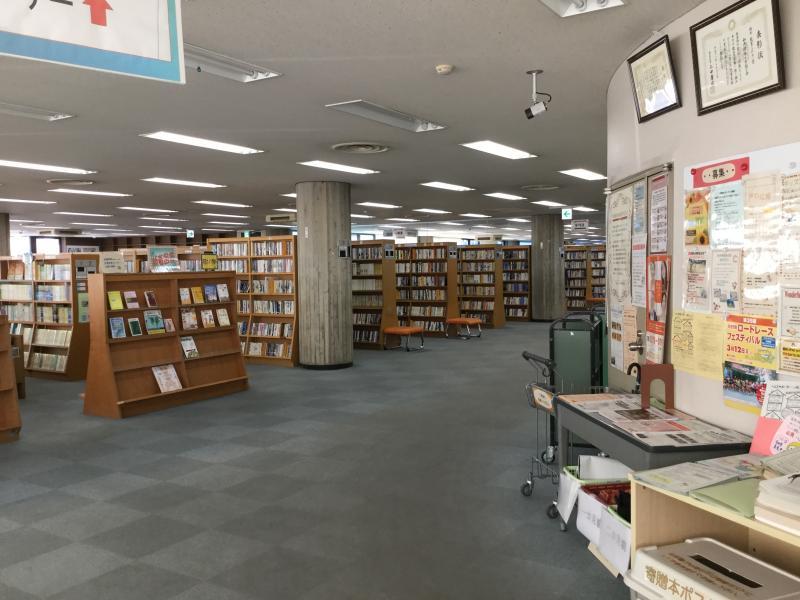 和光市図書館(和光市)の投稿写...