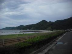 稲佐の浜海水浴場