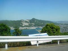 屋島山上展望台