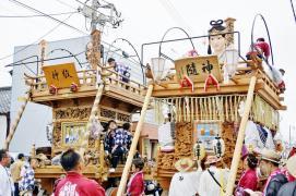 鹿島神宮神幸祭