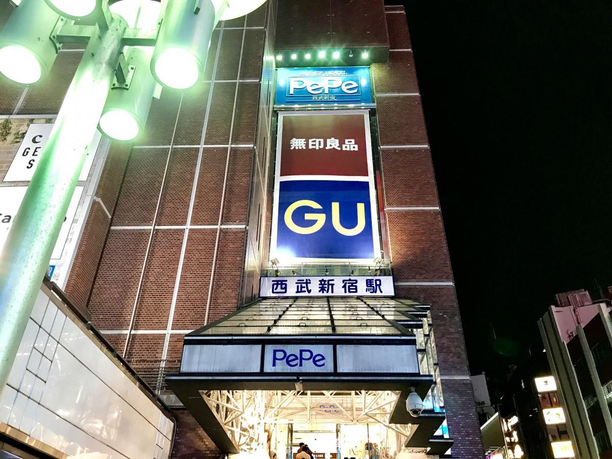 これぞ、「新宿」って場所にあります