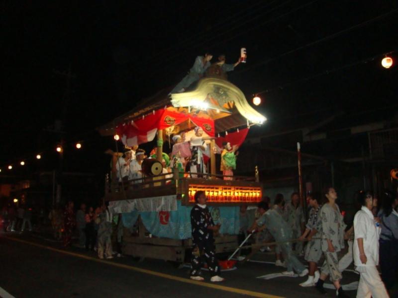 竹内神社祭礼