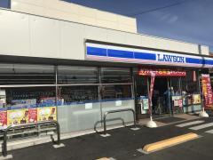 ローソン 武蔵増戸駅前店