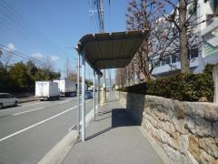 「リゾ鳴尾浜」バス停留所