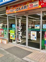 ファミリーマート名古屋大須観音店