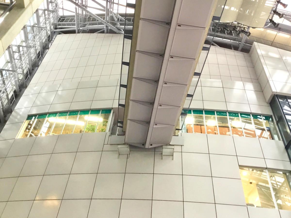ジュンク堂書店ロフト名古屋店で撮影しました