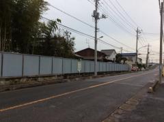 「川口自然公園」バス停留所
