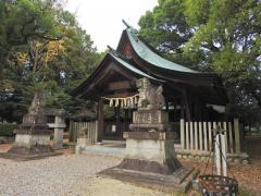 伊多波刀神社