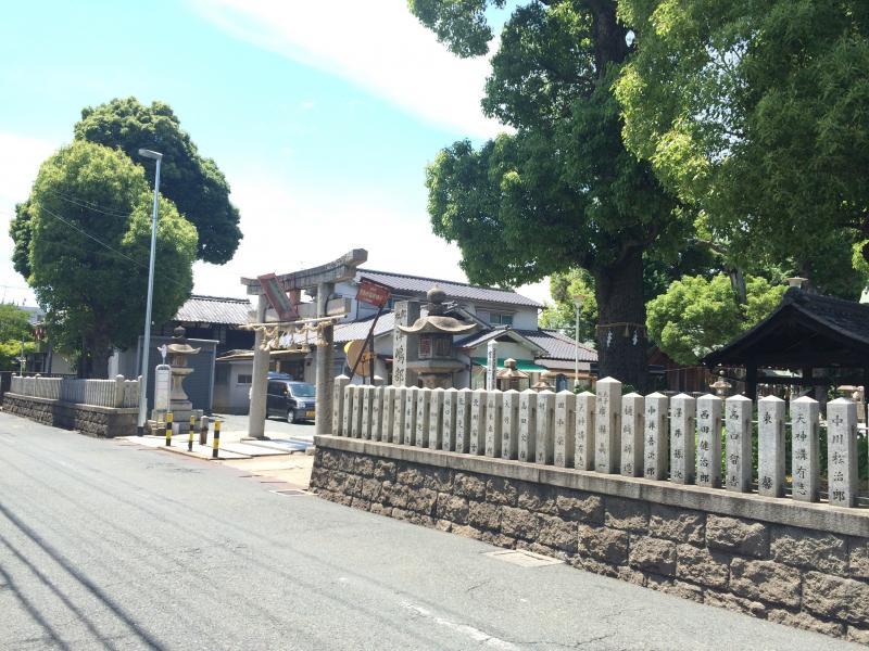 津嶋部神社
