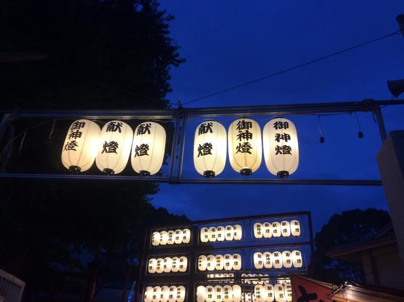海神社海上渡御祭
