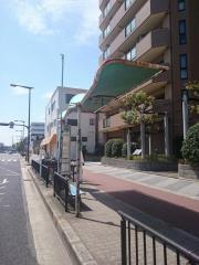 「地下鉄北加賀屋」バス停留所
