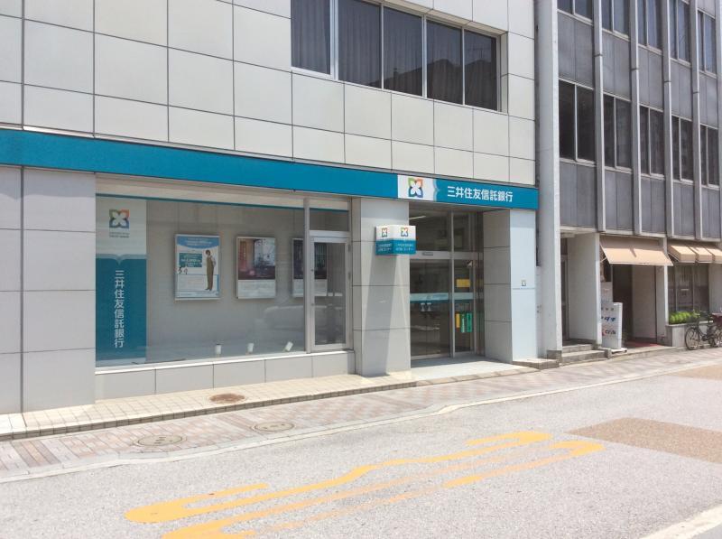 三井住友信託銀行四日市支店